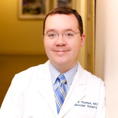 Dr Brad Thomas, MD , FACS, RPVI