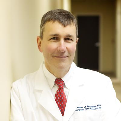 Dr Thomas Bergamini, MD , FACS, RPVI